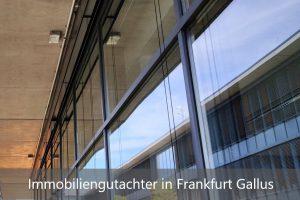 Immobiliengutachter Frankfurt Gallus