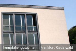 Immobiliengutachter Frankfurt Riederwald