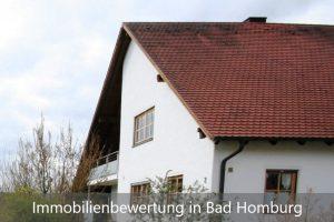 Immobilienbewertung Bad Homburg vor der Höhe