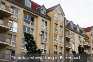 Immobilienbewertung Bickenbach
