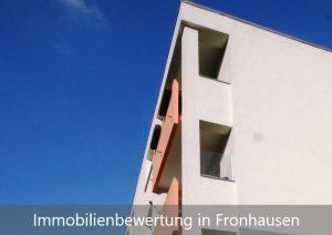 Immobiliensachverständige für Fronhausen