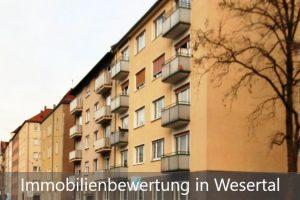 Immobilienbewertung Wesertal